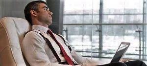 Bored-businessman