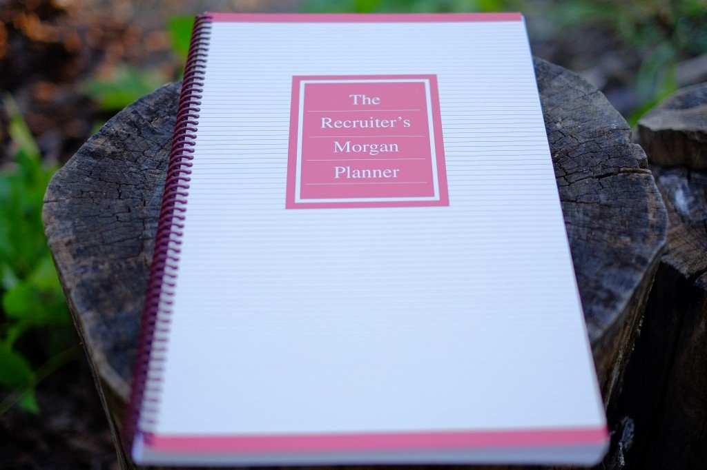 The Recruiters Morgan Planner